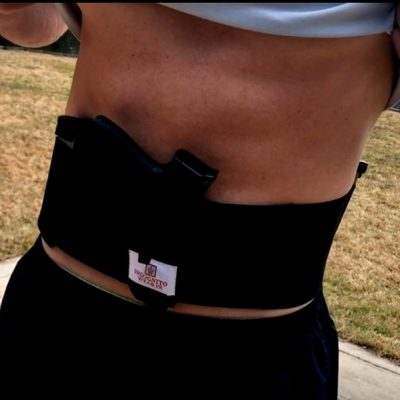 Bellyband Holster