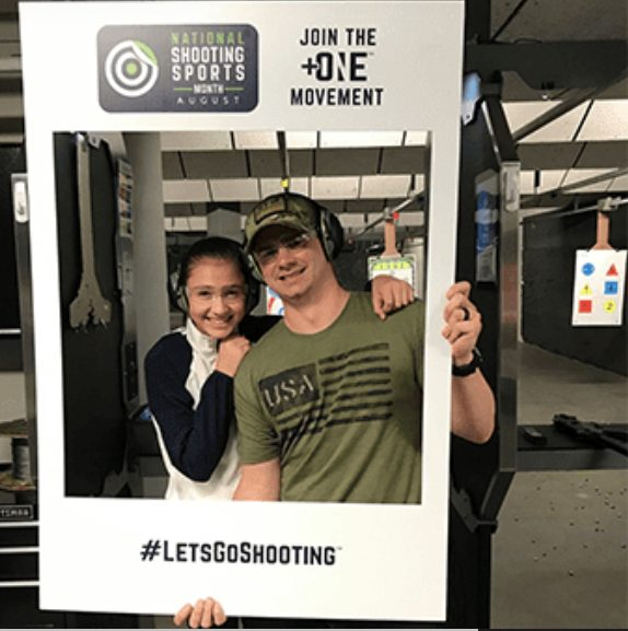 New Found Freedom in Shooting Sports